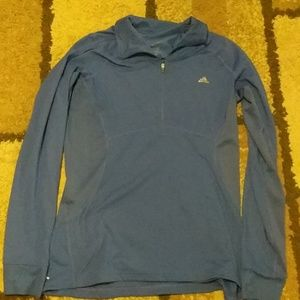 Women's Adidas Athletic Pull-Over